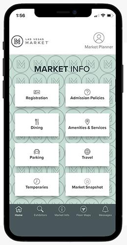 Las Vegas Market App