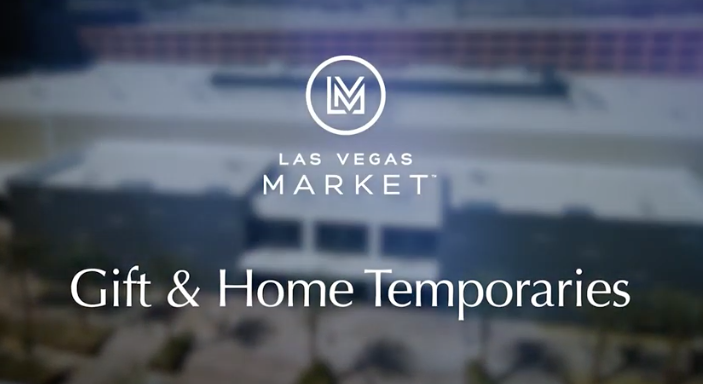 Las Vegas Market Gift and Home Temporaries