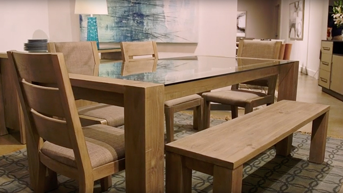 Furniture Retail Design Video