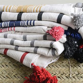 Hospitality Textiles at Las Vegas Market