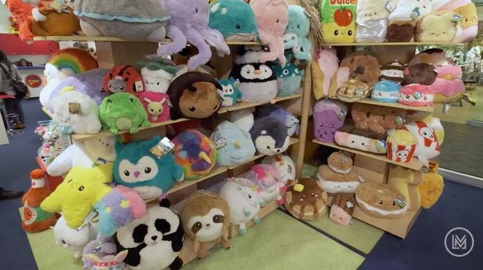 Toys at Las Vegas Market