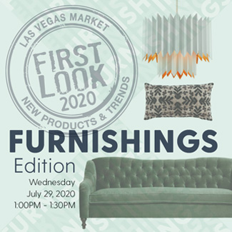 Las Vegas Market FIRST LOOK Summer 2020 Furnishings