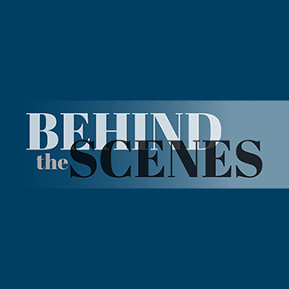 Behind the Scenes Podcast