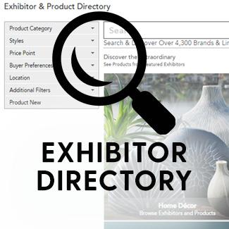 Las Vegas Market Exhibitor Directory